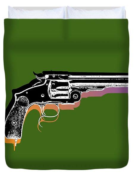 Gun 3 Duvet Cover