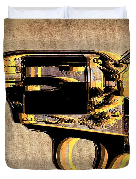 Gun 4 Duvet Cover