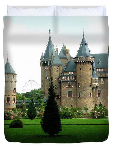 Haar Castle Duvet Cover