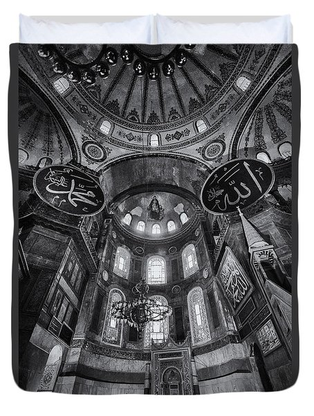 hagia sophia coloring page - hagia sophia interior bw photograph by stephen stookey