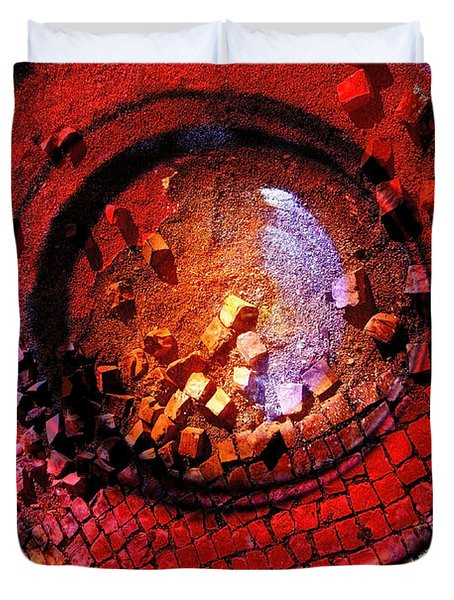 HAL Duvet Cover by Skip Hunt