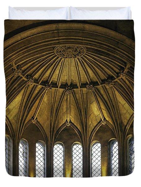 Half Dome Duvet Cover by Lynn Palmer