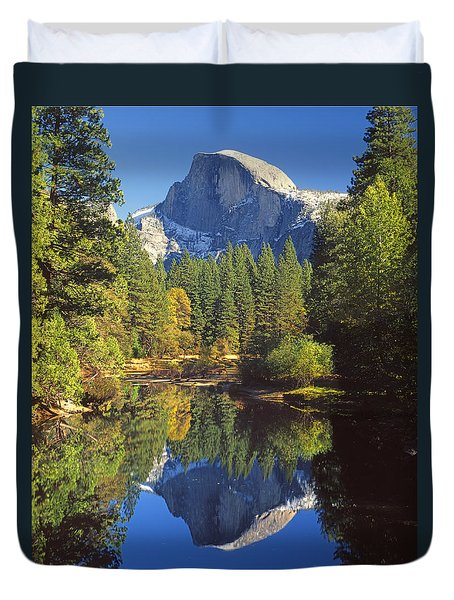2m6709-half Dome Reflect - V Duvet Cover