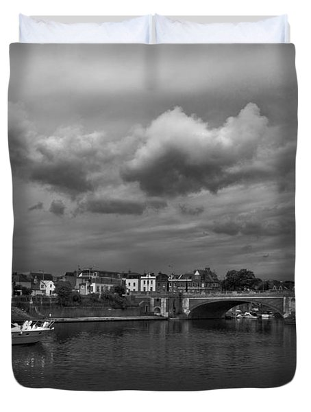 Hampton Bridge Duvet Cover