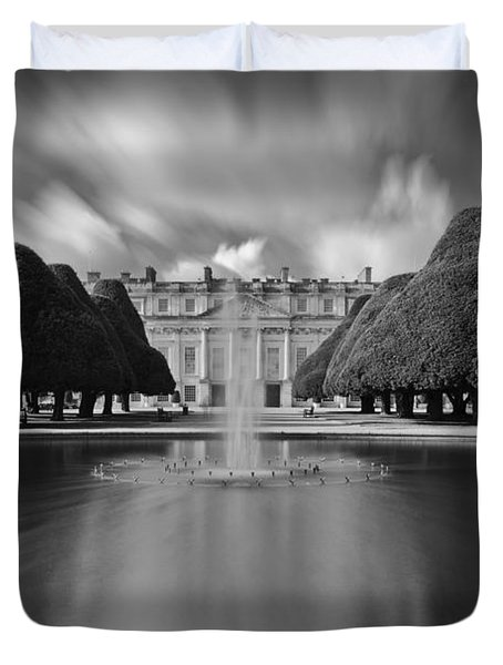 Hampton Court Palace Duvet Cover