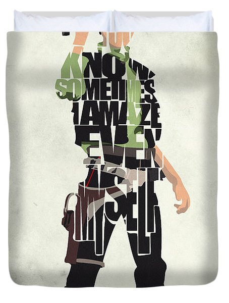 Han Solo Vol 2 - Star Wars Duvet Cover