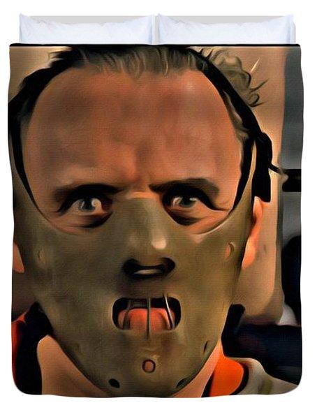 Hannibal Lecter Duvet Cover