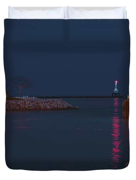 Harborside Icons Duvet Cover