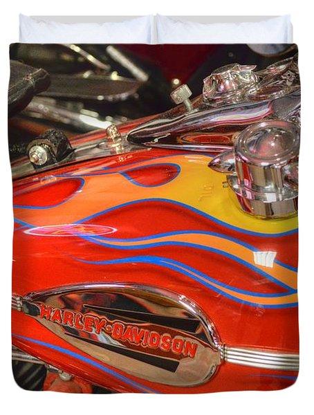 Harley-davidson  Duvet Cover