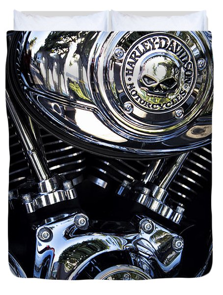 Harley Davidson Series 02 Duvet Cover