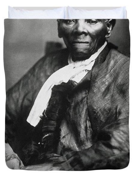 Harriet Tubman  Duvet Cover by American School