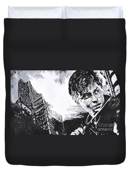 Harry Potter Duvet Cover