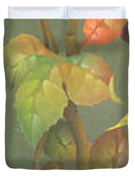 Harvest Grapevine Duvet Cover