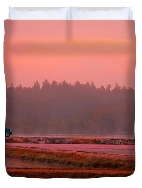 Harvest Morning Duvet Cover