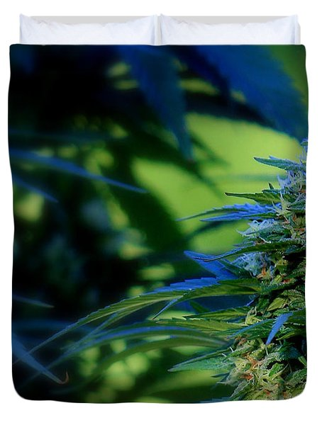 Harvest Time Duvet Cover by Jeanette C Landstrom