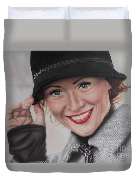 Hat Duvet Cover