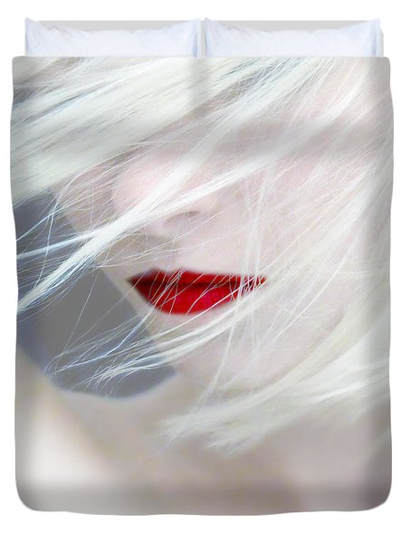 Haunted Dreams Duvet Cover by Jeremy Martinson