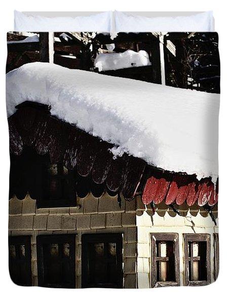 Haus  Duvet Cover