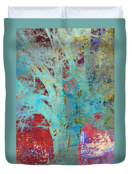 Havana Oak Duvet Cover by Jan Amiss Photography