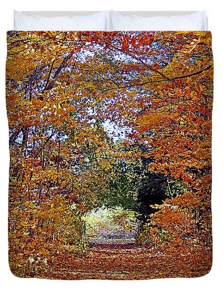 Hawthorn Hollow Duvet Cover