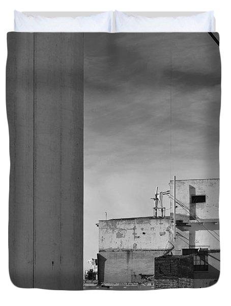 Hayden Ferry Flour Mill 07 Duvet Cover