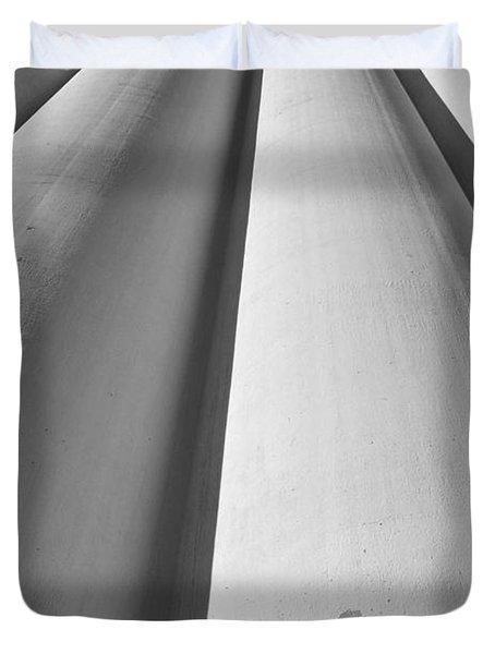 Hayden Ferry Flour Mills  Duvet Cover