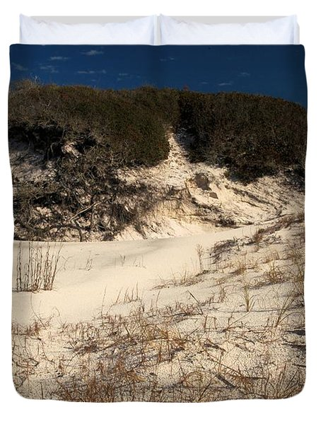 Healthy Dunes Duvet Cover by Adam Jewell