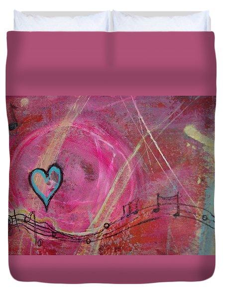 Heart 4 Duvet Cover