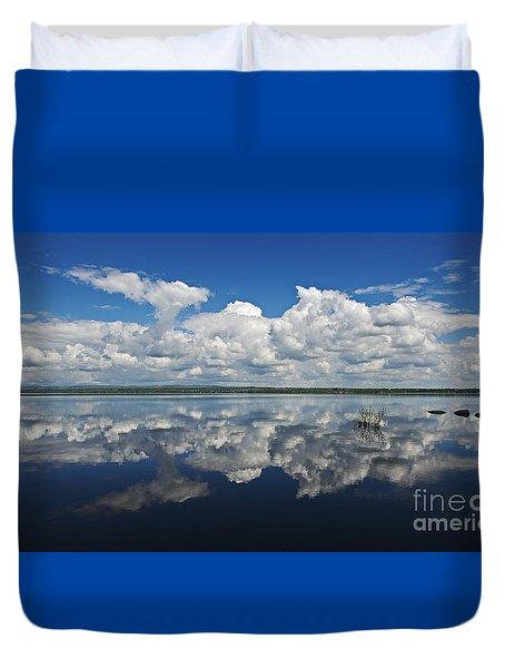 Heaven On Earth... Duvet Cover