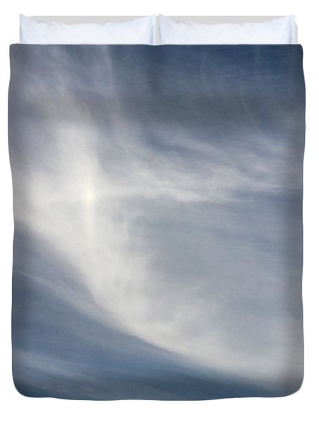 Heavenly Duvet Cover by Beth Vincent