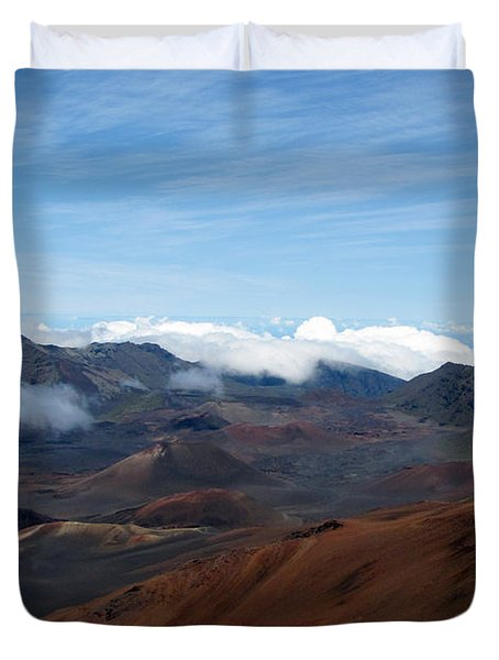 Heavenly In Hawaii Duvet Cover