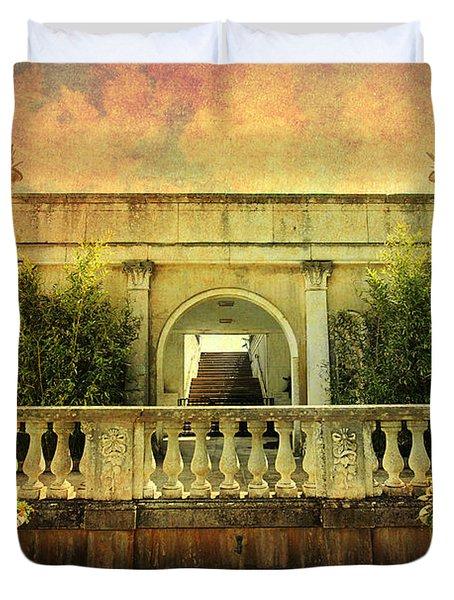Heavenly Gardens Duvet Cover