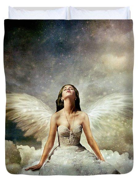 Heavenly Duvet Cover