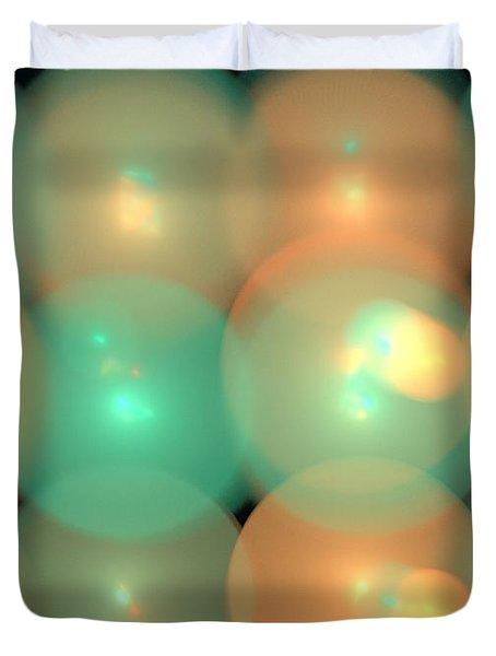 Helium Duvet Cover by Kim Sy Ok