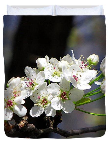 Hello Spring Duvet Cover