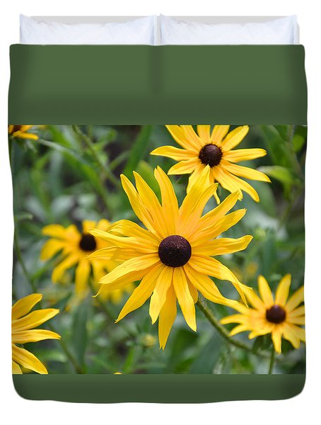 Hello Sunshine Duvet Cover