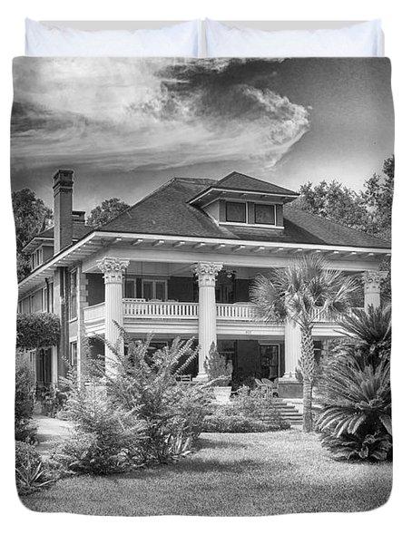 Herlong Mansion Duvet Cover