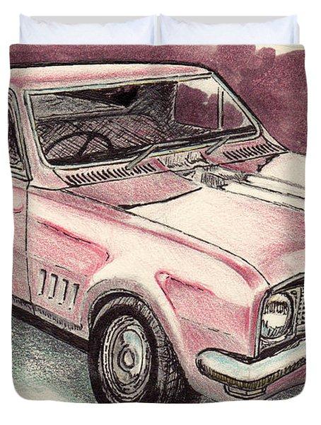 Hg Holden Ute Duvet Cover