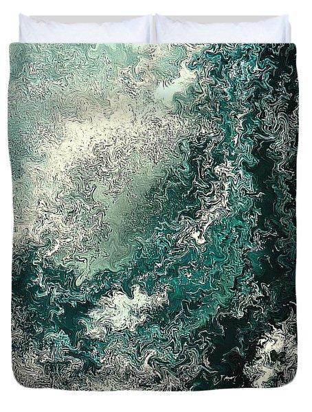 Hideaway By Rafi Talby Duvet Cover by Rafi Talby