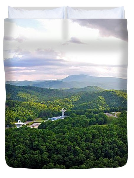 High Country 1 In Wnc Duvet Cover