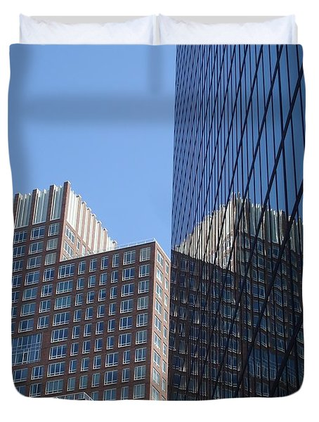 High Rise Reflection Duvet Cover