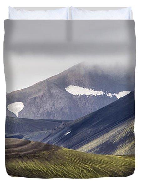 Highlands Duvet Cover