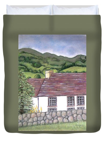 Highland Farmhouse Duvet Cover