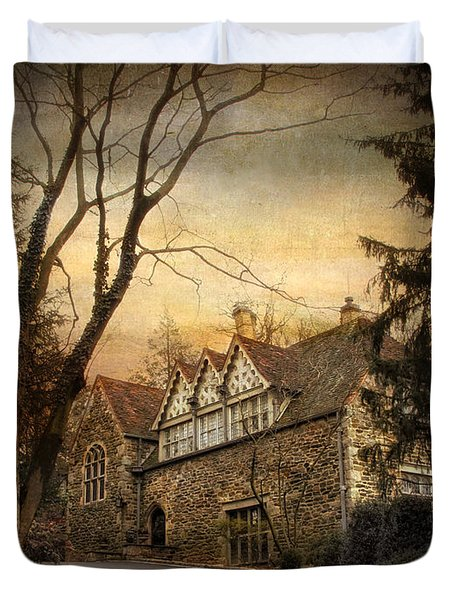Hilltop Home  Duvet Cover
