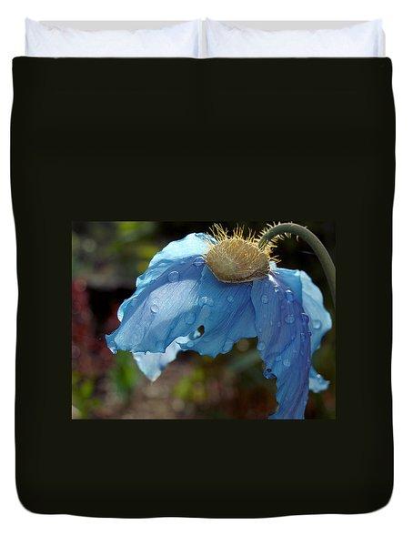 Blue Allure Duvet Cover