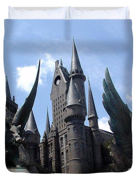 Hogwarts Castle Duvet Cover