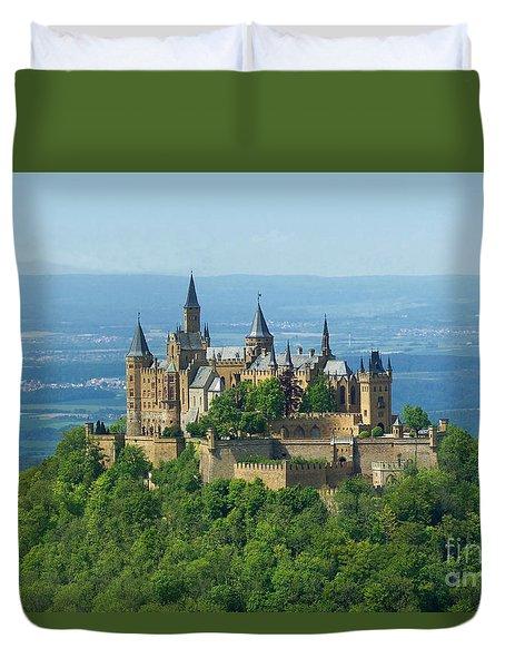 Hohenzollern Castle 5 Duvet Cover