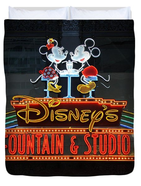 Hollywood Disney Duvet Cover