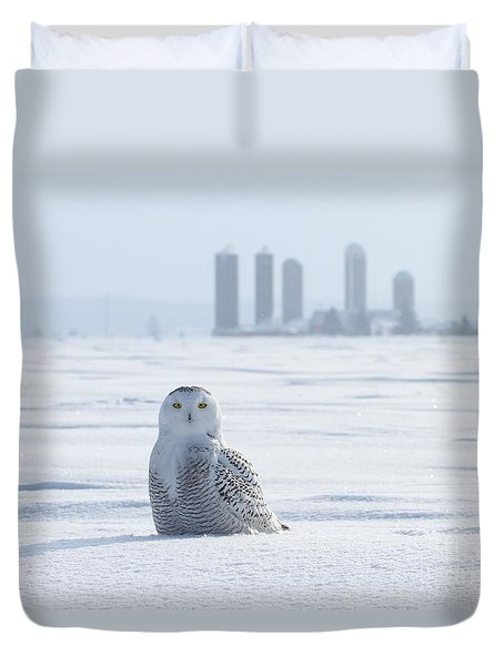 Home Away From Home Duvet Cover