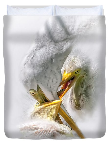 Home Delivery Duvet Cover